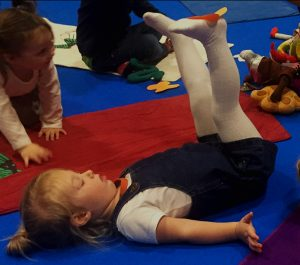 children's yoga  mindfulness classes in nurseries