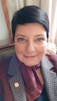 Sylvie Hudson (Teacher)