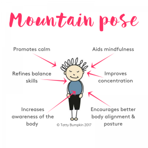 mountain pose benefits