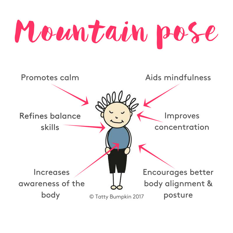 mountain pose benefits