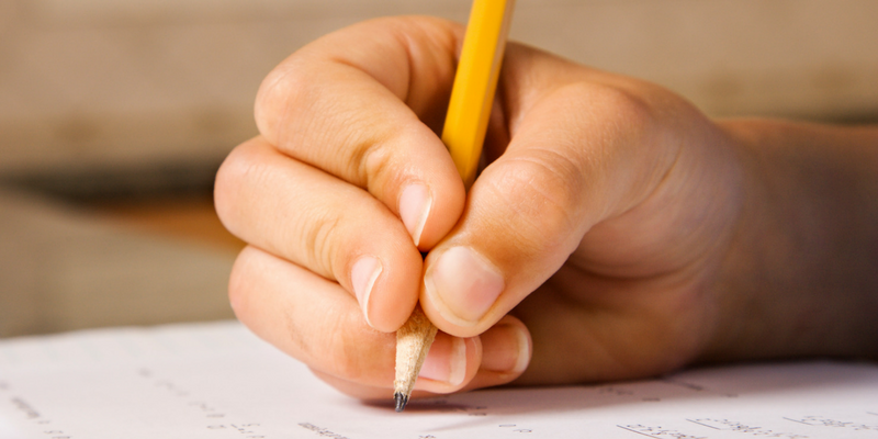 How to improve handwriting with yoga