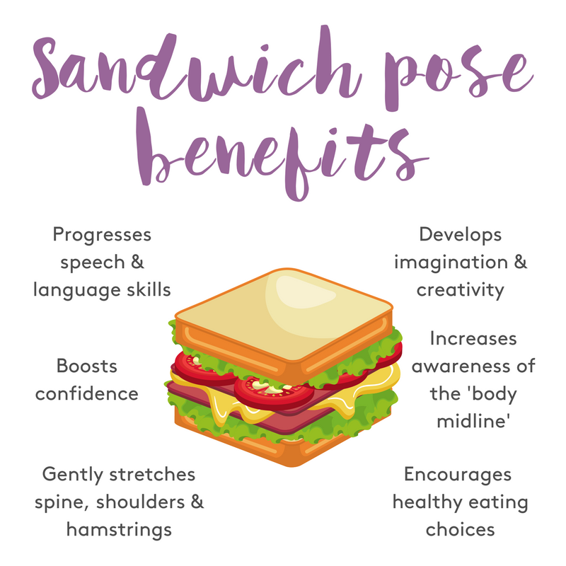 Sandwich pose benefits pic