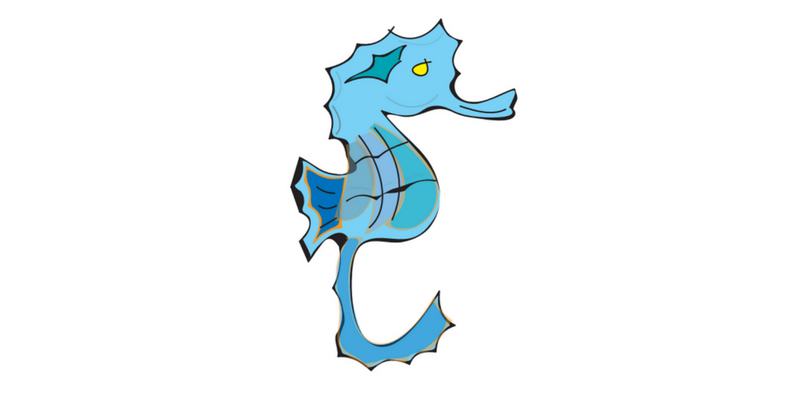 Seahorse Pose