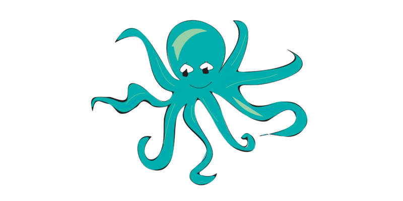 Octopus Pose