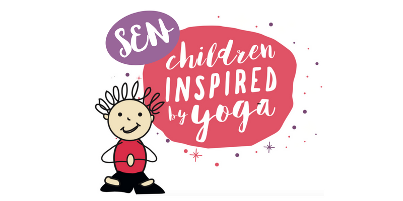 Yoga benefits for SEN children and their carers